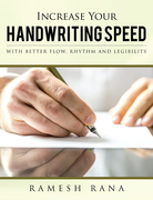 Increase Your Handwriting Speed