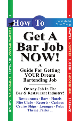 How to Get a Bar Job Now!