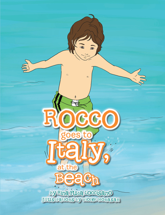(3) Rocco Goes to Italy, at  the Beach