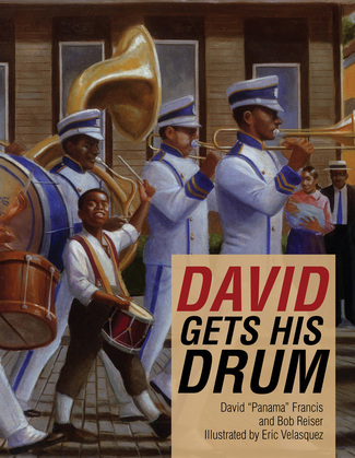 David Gets His Drum