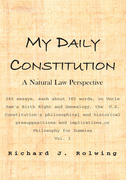My Daily Constitution Vol. I