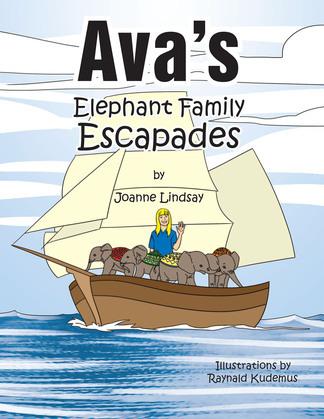 Ava's Elephant Family Escapades