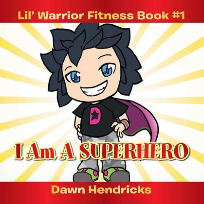 Lil' Warrior Fitness Book #1