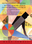Intelligent Lessons of Music Knowledge (Guitar and Piano) Volume Iii