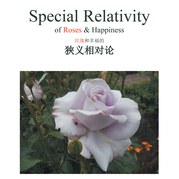 Special Relativity of Roses & Happiness