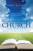 Things You Probably Didn't Learn in Church