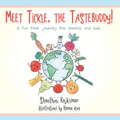 Meet Tickle, the Tastebuddy!