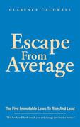 Escape from Average