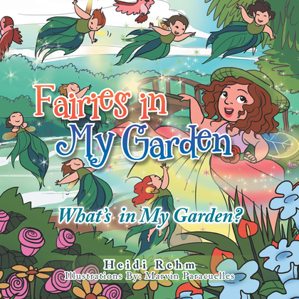 Fairies in My Garden