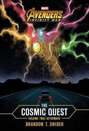 MARVEL's Avengers: Infinity War: The Cosmic Quest Vol. 2
