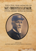 The Civil War Memoir of Sgt. Christian Lenker, 19Th Ohio Volunteers