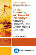 Using Accounting & Financial Information