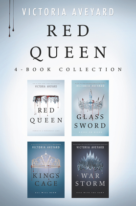 Image de couverture (Red Queen 4-Book Collection)