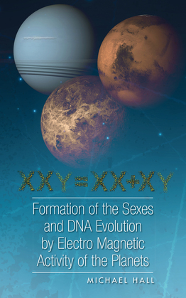 Formation of the Sexes and Dna Evolution by Electro Magnetic Activity of the Planets