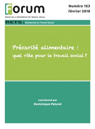 Forum 153 : Précarité alimentaire : quel rôle pour le travail social ?
