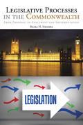 Legislative Processes in the Commonwealth