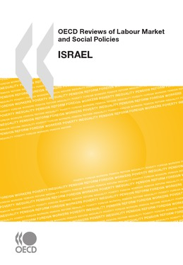 OECD Reviews of Labour Market and Social Policies: Israel