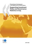 Supporting Investment Policy and Governance Reforms in Iraq