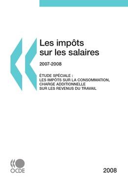 Les impôts sur les salaires 2008