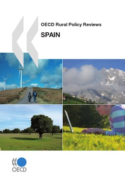 OECD Rural Policy Reviews: Spain 2009