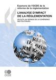 L'analyse d'impact de la réglementation