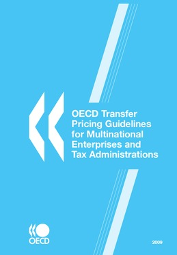 OECD Transfer Pricing Guidelines for Multinational Enterprises and Tax Administrations 2009