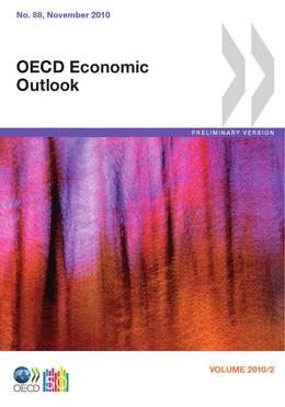 OECD Economic Outlook, Volume 2010 Issue 2 -- Preliminary version