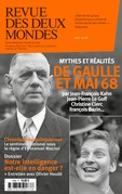 Revue des Deux Mondes mai 2018