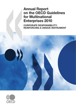 Annual Report on the OECD Guidelines for Multinational Enterprises 2010