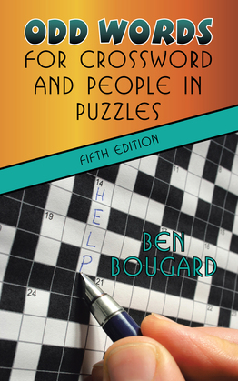 Odd Words for Crossword and People in Puzzles