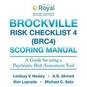 Brockville Risk Checklist 4 (Brc4):  Scoring Manual