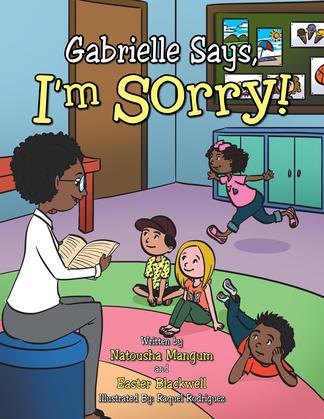 "Gabrielle Says, ""I'M Sorry!"""