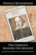 The Complete Measure for Measure