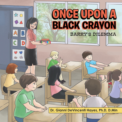 Once Upon a Black Crayon