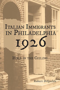 Italian Immigrants in Philadelphia 1926