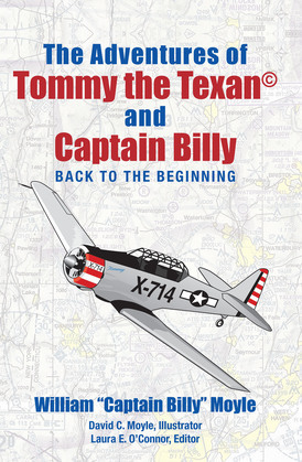 The Adventures of Tommy the Texan© and Captain Billy