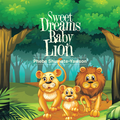 Sweet Dreams Baby Lion