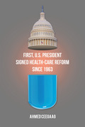 First, U.S. President Signed Health-Care Reform Since 1963