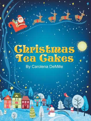 Christmas Tea Cakes