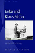 Erika and Klaus Mann