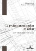 La professionnalisation en débat