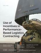 Use of Incentives in Performance-Based Logistics Contracting