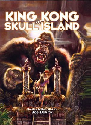 King Kong of Skull Island