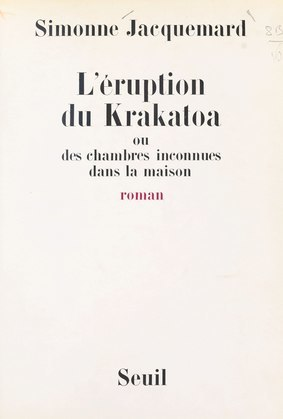 L'éruption du Krakatoa
