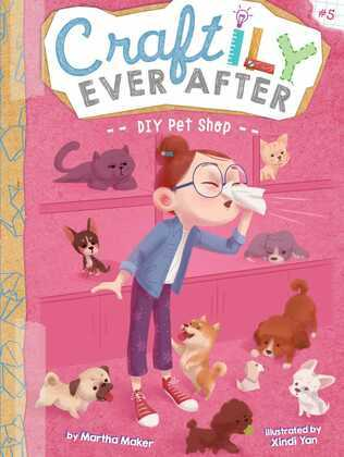 DIY Pet Shop