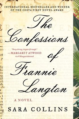 Image de couverture (The Confessions of Frannie Langton)
