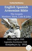 English Spanish Armenian Bible - The Gospels II - Matthew, Mark, Luke & John