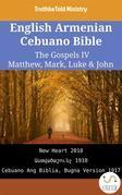 English Armenian Cebuano Bible - The Gospels IV - Matthew, Mark, Luke & John