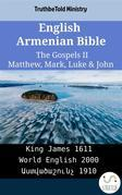 English Armenian Bible - The Gospels II - Matthew, Mark, Luke & John