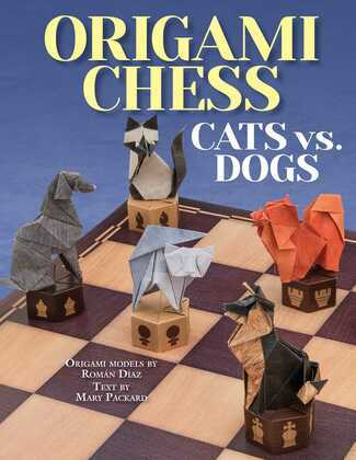 Origami Chess: Cats vs. Dogs